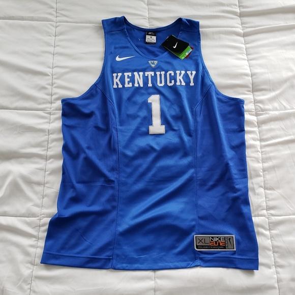 536720dbb17 Nike Shirts | Elite Kentucky Wildcats Basketball Jersey | Poshmark